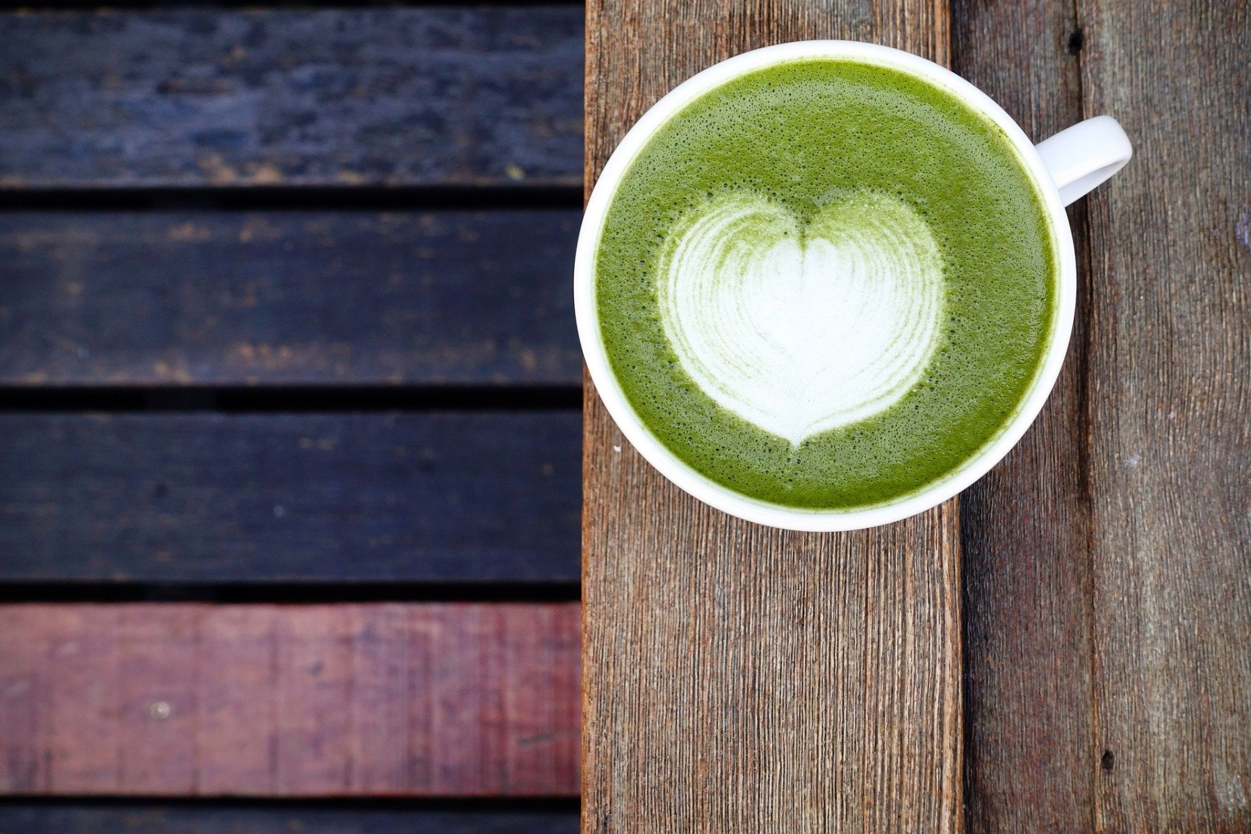 Matcha tea - supports heart function and weight loss