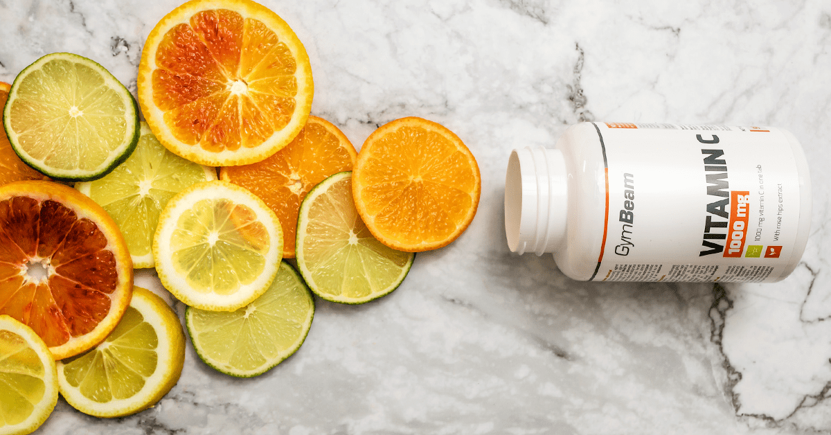 Supplements that help fight cold and flu - vitamin c