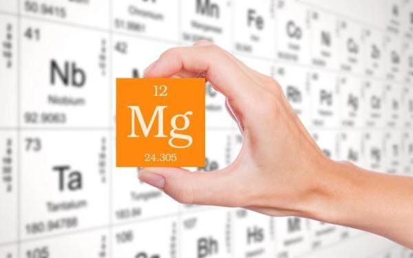 Magnesium affects your health and muscle mass