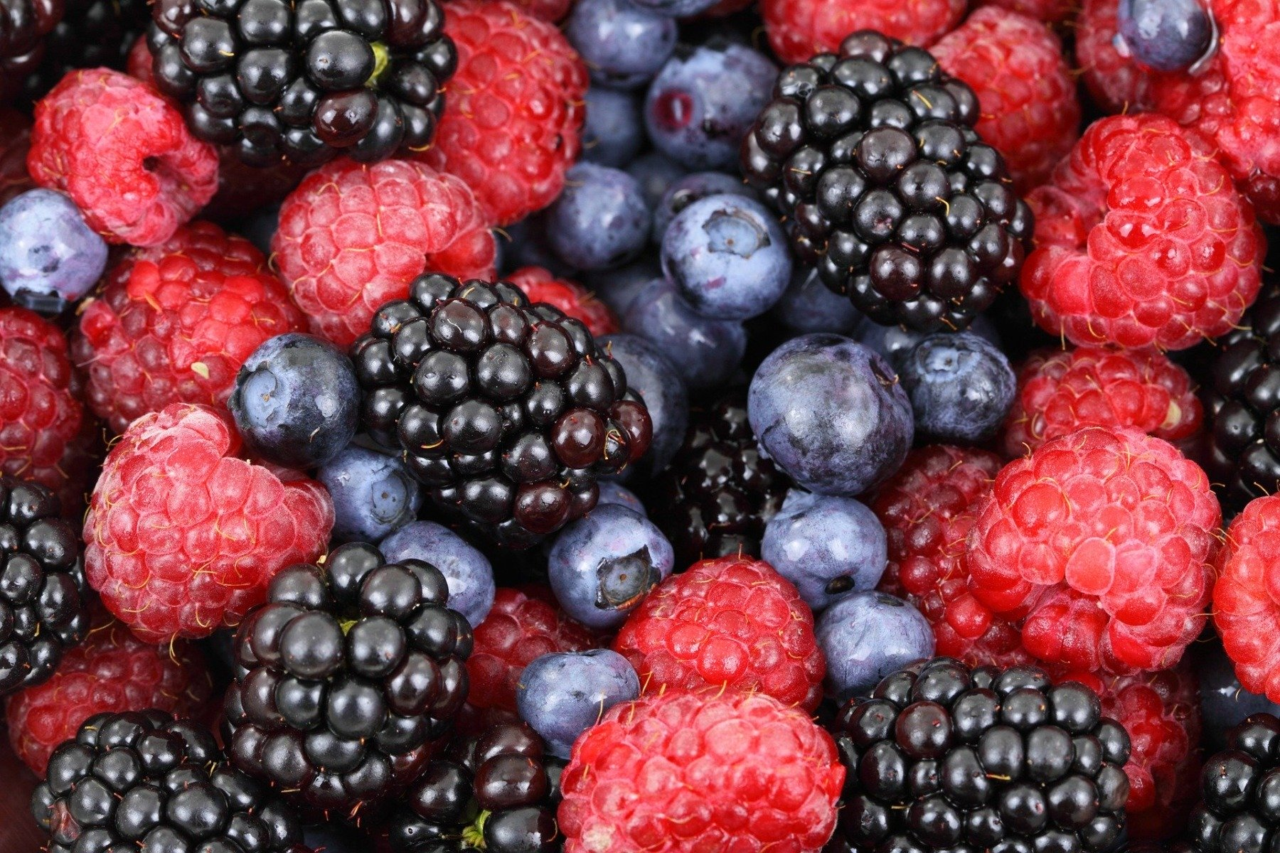 The best kinds of superfoods - berries