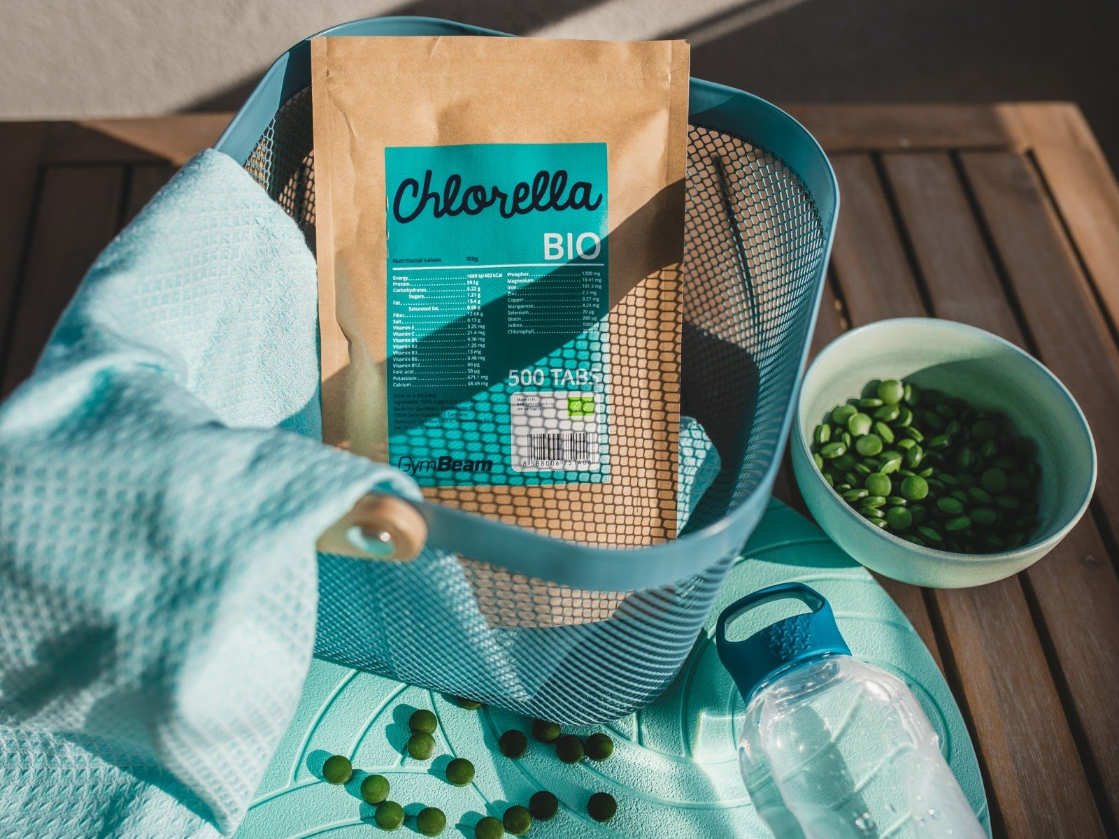 The best kinds of superfoods - Chlorella