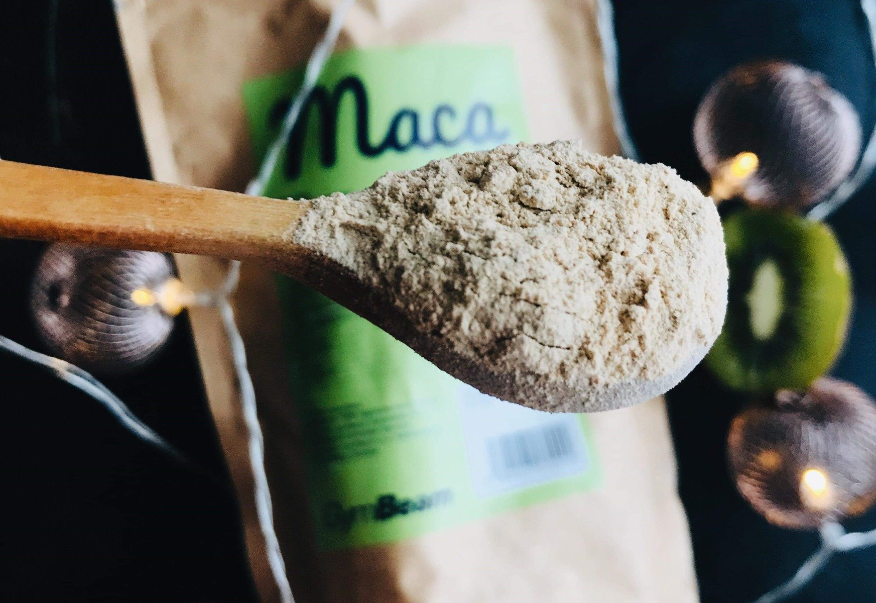 The best kinds of superfoods - Maca
